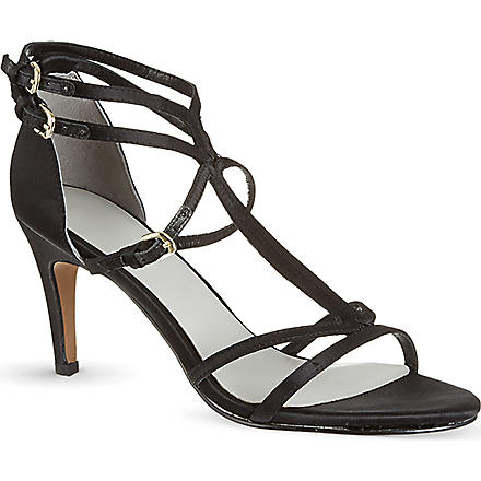 REISS Laurel sandals (Black