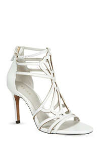 REISS Cut-out high sandal