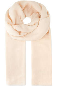 REISS Tilda lightweight scarf