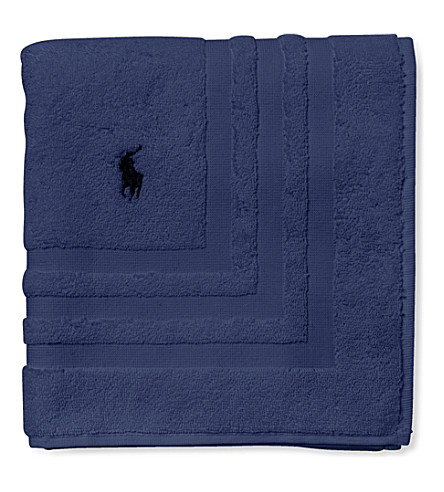 RALPH LAUREN HOME Player bath mat (Nightfall
