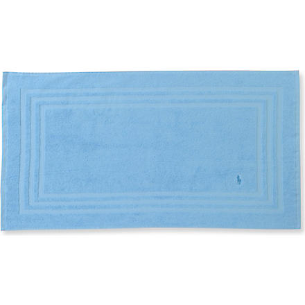 RALPH LAUREN HOME Player bath mat lagoon (Lagoon