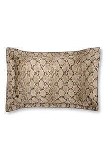 RALPH LAUREN HOME Mojave python king size sham pillowcase