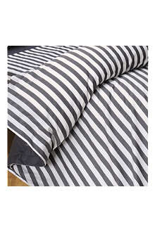RALPH LAUREN HOME Club striped duvet cover