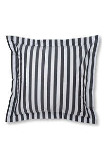 RALPH LAUREN HOME Club striped cushion cover