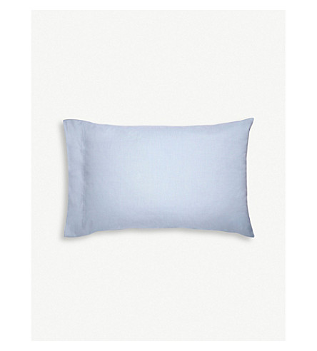 RALPH LAUREN HOME Oxford pillow case (Blue