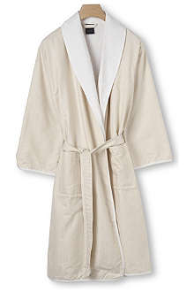 RALPH LAUREN HOME Oxford robe