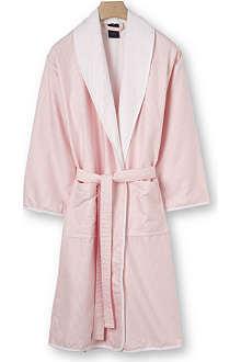 RALPH LAUREN HOME Oxford robe