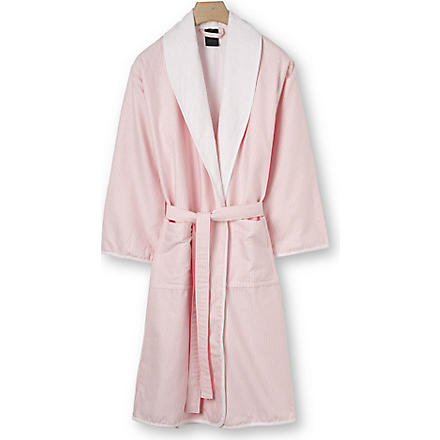 RALPH LAUREN HOME Oxford robe (Pink
