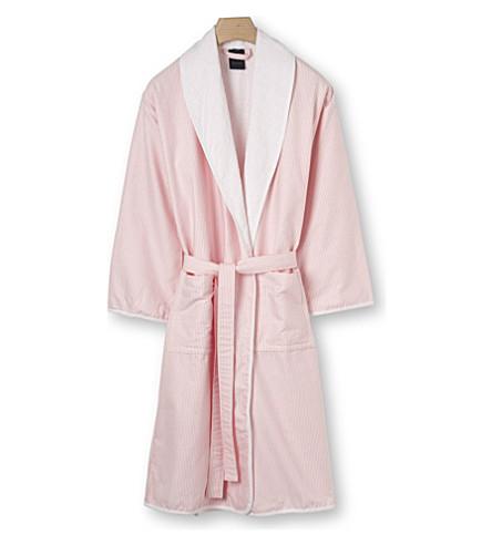RALPH LAUREN HOME Oxford robe (Pink