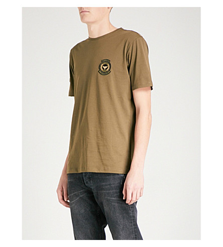 THE KOOPLES Turner cotton-jersey T-shirt (Kak01