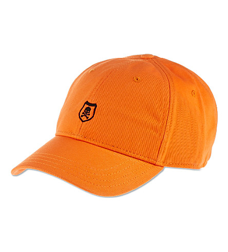 THE KOOPLES SPORT Baseball cap (Orange