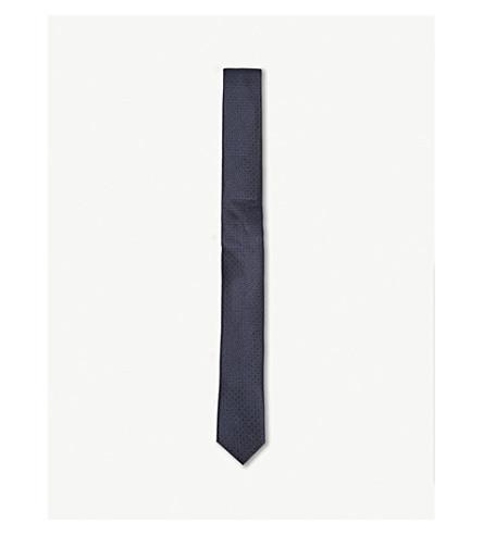 THE KOOPLES Spotted silk tie
