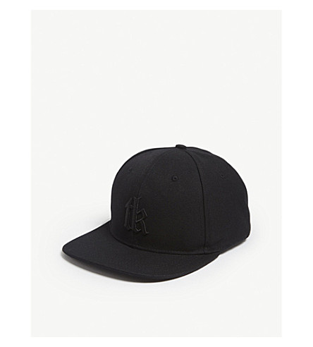 THE KOOPLES TKS snapback cap (Bla01