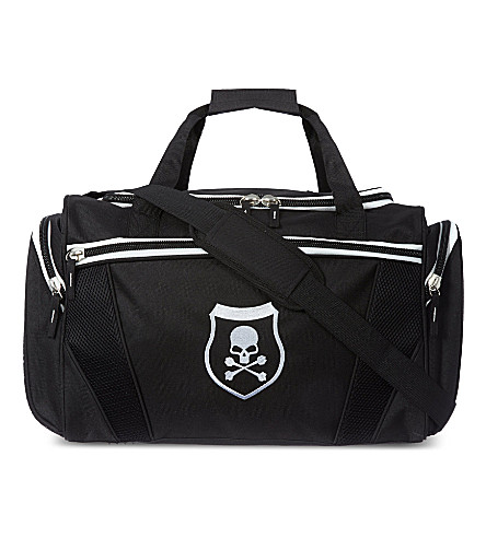 THE KOOPLES SPORT Sports holdall (Black