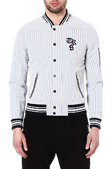 THE KOOPLES SPORT Seersucker teddy jacket