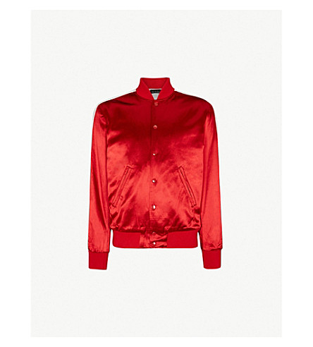 THE KOOPLES 泰迪缎布夹克 (Red22