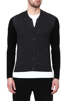 THE KOOPLES SPORT Teddy-style cardigan