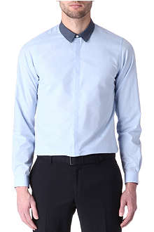 THE KOOPLES Manhattan fitted single-cuff shirt
