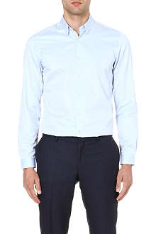 THE KOOPLES Classic cotton-twill shirt