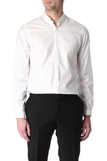 THE KOOPLES Stand-collar single-cuff shirt