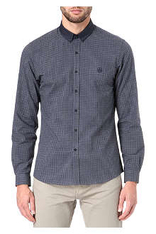 THE KOOPLES SPORT Checked cotton shirt