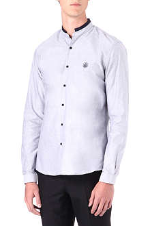THE KOOPLES SPORT Oxford cotton shirt