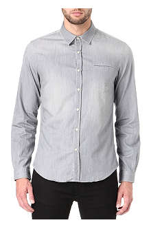 THE KOOPLES SPORT Denim shirt