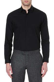 THE KOOPLES Cotton-poplin shirt