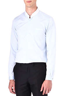 THE KOOPLES Fitted contrast collar shirt