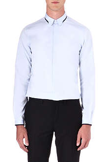 THE KOOPLES Fit-cut single-cuff shirt