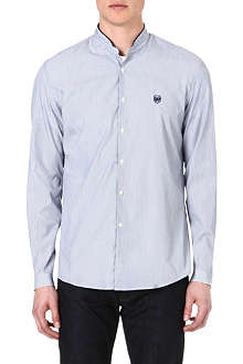THE KOOPLES SPORT Stand-collar regular-fit shirt