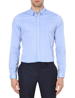 THE KOOPLES Chambray cotton shirt