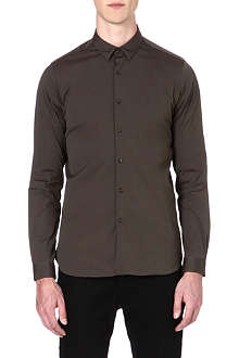 THE KOOPLES Slim-fit stretch-cotton shirt