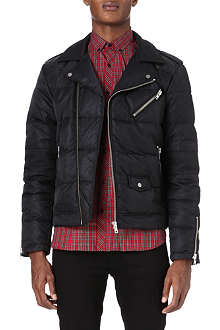 THE KOOPLES Biker-style padded coat