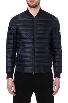 THE KOOPLES SPORT Quilted bomber jacket
