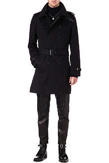 THE KOOPLES Double-breasted trench coat