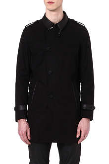 THE KOOPLES Straight-cut trench coat