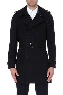 THE KOOPLES Twill trench coat