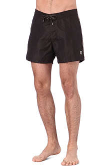THE KOOPLES SPORT Skull-crest swim shorts