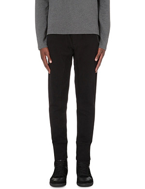 THE KOOPLES SPORT Cotton-jersey jogging bottoms
