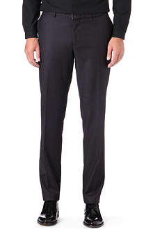 THE KOOPLES Slim-fit belted suit trousers