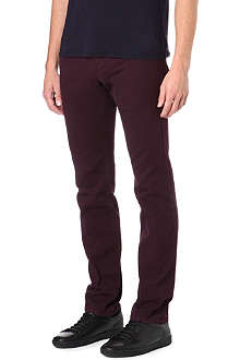 THE KOOPLES Regular-fit tapered jeans