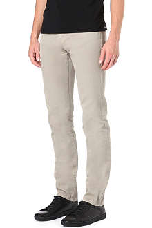 THE KOOPLES SPORT Regular-fit tapered jeans
