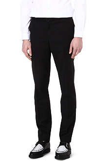 THE KOOPLES Super 130's suit trousers