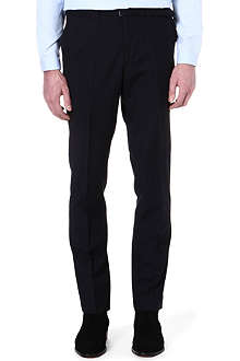 THE KOOPLES Microstriped wool suit trousers