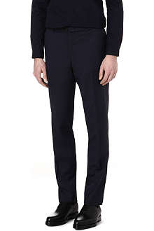 THE KOOPLES Pinpoint wool suit trousers