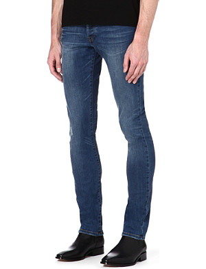 THE KOOPLES Mid-rise slim-fit jeans