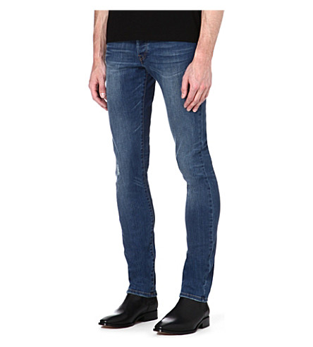 THE KOOPLES Slim-fit skinny jeans (Blue