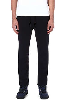 THE KOOPLES SPORT Punk cotton jogging bottoms