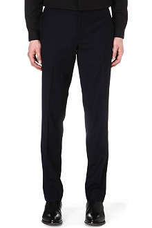 THE KOOPLES Tapered tux-style trousers